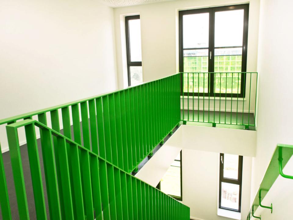 Maassluisstraat trappenhuis - nood